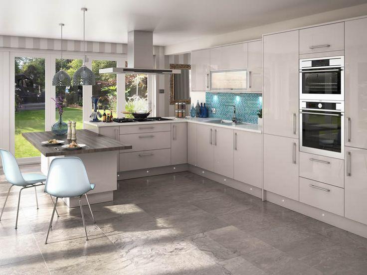 Altino Cashmere Kitchens - Buy Altino Cashmere Kitchen Units at Trade Prices