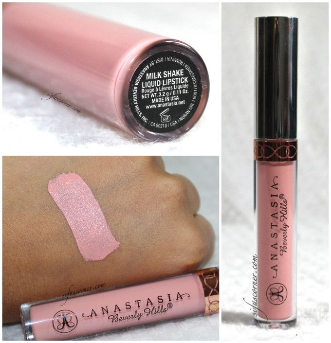 ANASTASIA BEVERLY HILLS Liquid Lipsticks- Part 2 [Nude, Pink, Purple]