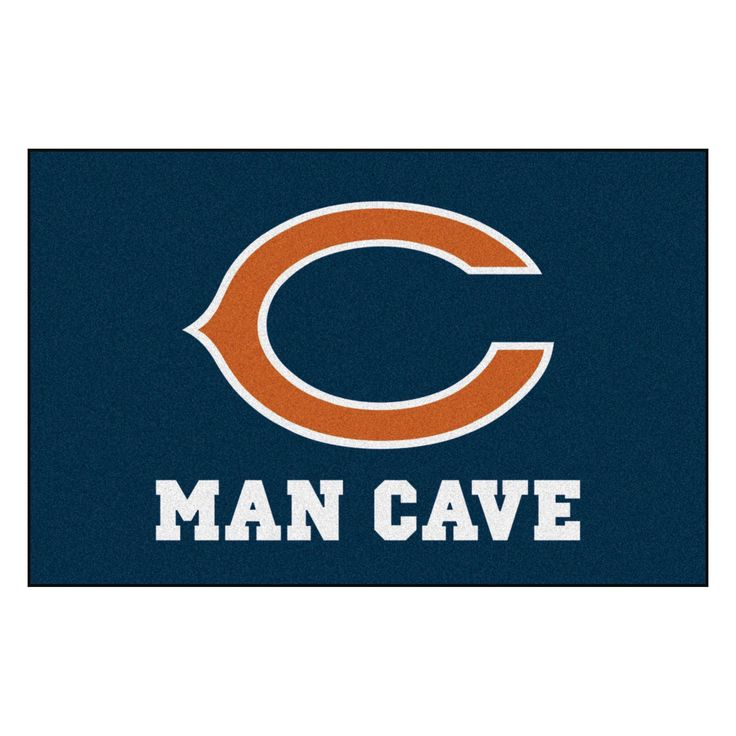 25 Best Ideas About Chicago Bears Man Cave On Pinterest
