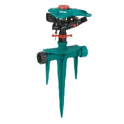 Gilmour 5,800 Sq Ft Poly Impulse Spike Lawn Sprinkler