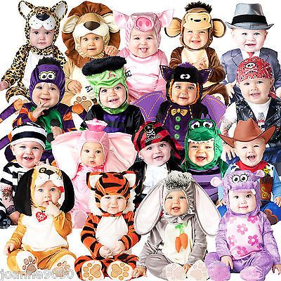 New boys girls baby #babygrow halloween outfit #animal toddler fancy dress #costu,  View more on the LINK: http://www.zeppy.io/product/gb/2/350998419790/