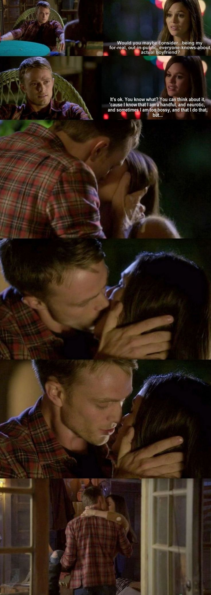 Hart of Dixie - S02E10 - For-real, out-in-public, everyone-knows-about, actual boyfriend ♥