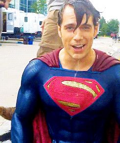 Henry Cavill Is Beautiful — imagine after Henry done the ice bucket challenge,...