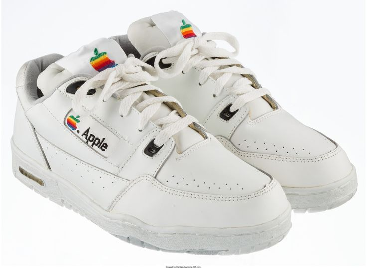 Apple made these incredibly rare sneakers in the '90s and now they could sell for $30000