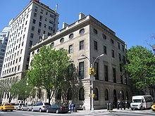 Harold Pratt House - Wikipedia, the free encyclopedia