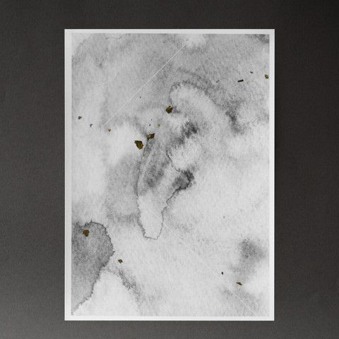 grey water print – PENNEY + BENNETT