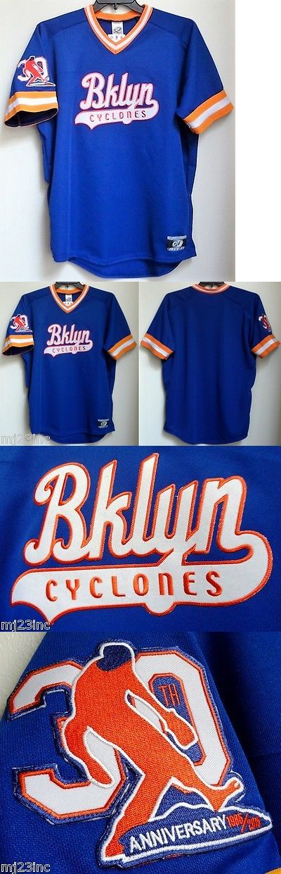 Baseball-Minors 24441: 2015 Sidd Finch 30Th Anniversary Jersey Sz Large Brooklyn Cyclones New York Mets -> BUY IT NOW ONLY: $129.97 on eBay!