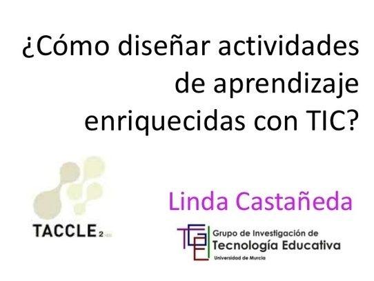 Educación en píldoras: ¿Cómo diseñar actividades de aprendizaje enriquecidas con TIC?