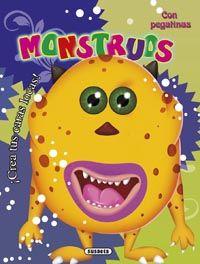 Monstruos ¡Crea tus caras locas!