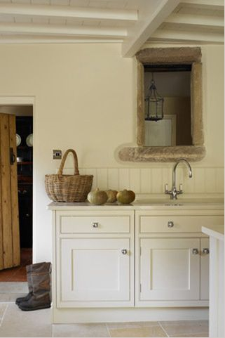 Lovely Country House Kitchen by Martin Moore