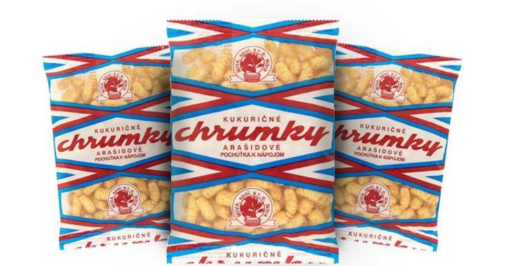 Každý ich pozná a má rád. Kto však stojí za tradičnými arašidovými chrumkami, ktoré sa v nezmenenej podobe vyrábajú už od socializmu?