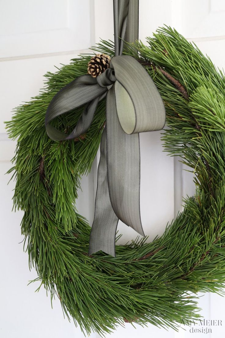 AmyMeierDesign - Christmas 2014 Wreath