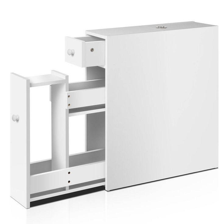 the 25 best slimline bathroom storage ideas on pinterest. Black Bedroom Furniture Sets. Home Design Ideas