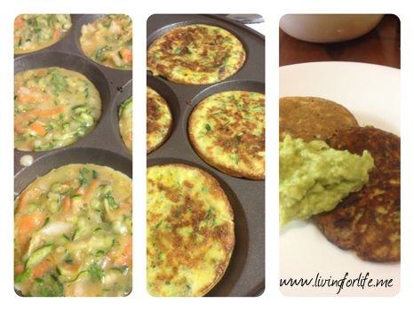 When we were kids Mum used to make fritters using left over cold meat and vegetables. It was really just a whole lot of leftovers in a thick pancake like batter, and cooked up in a pan. We loved th...
