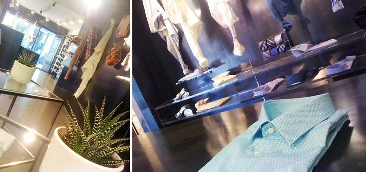 Tito Braga nel suo negozio in centro Como, offre abbigliamento ed accessori da uomo delle migliori marche, da Ingram, per i più classici, a Bagutta e Mastai Ferretti per i più audaci. Cravatte e gemelli di Paolo Da Ponte arricchiscono lo style proposto: elegante e alla moda.