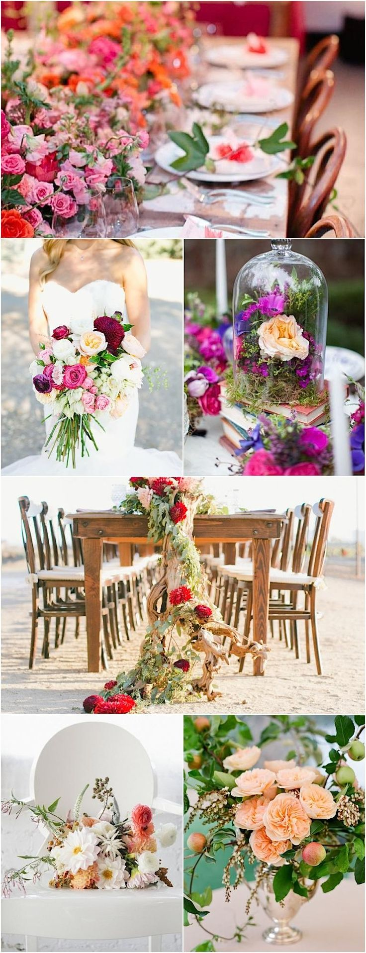 do you invite officiant to wedding reception%0A    Brilliantly Colorful Wedding Reception Ideas