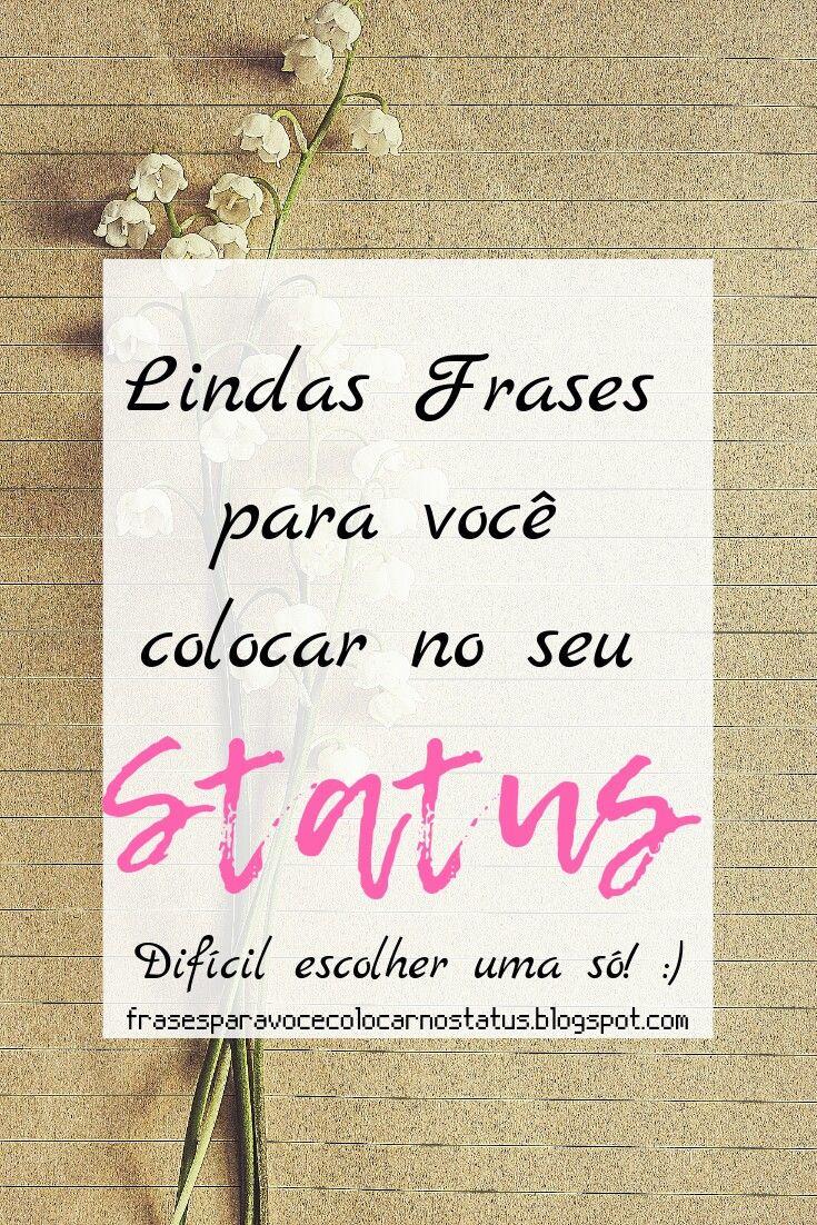 Pin De Priscila Martins Em Frases Frases Para Fotos