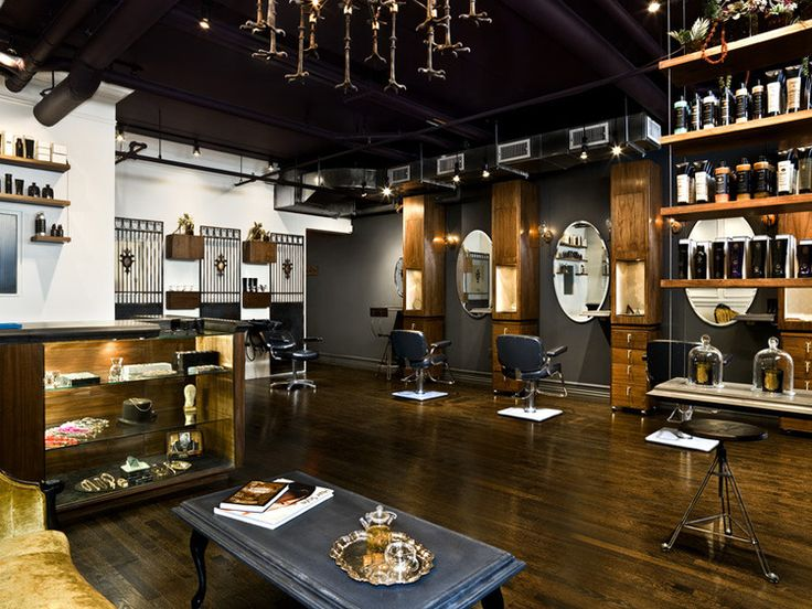 Great! Just a great salon.
