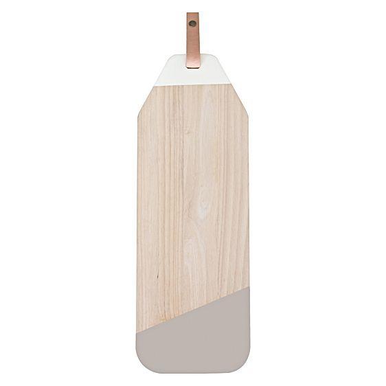 Nordic Tapas Board, Grey by Satara