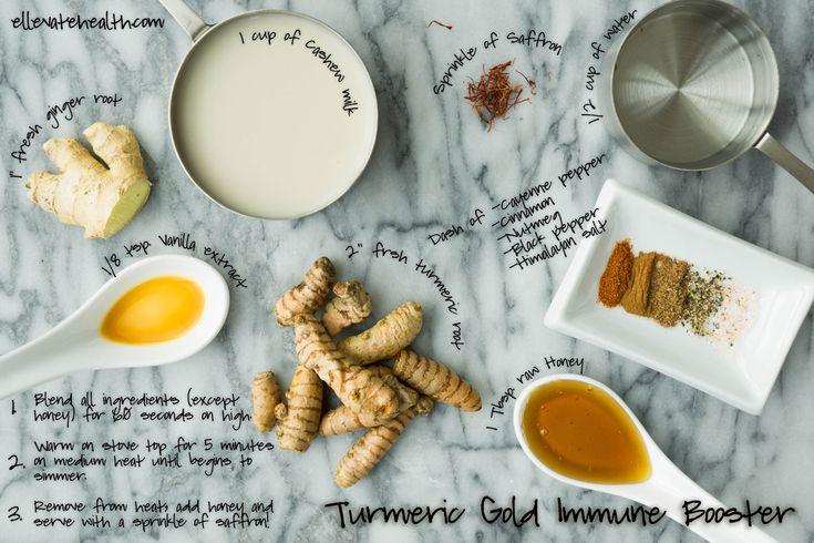 Turmeric Gold Immune Booster