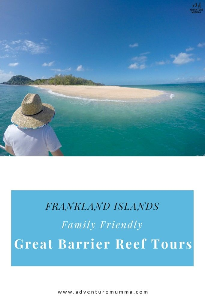 Frankland Island Cruise - Family Friendly Great Barrier Reef Tours
