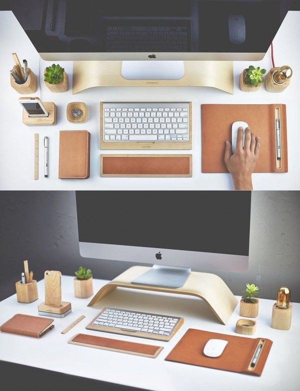17 Best Ideas About Imac Desk On Pinterest Office Desk