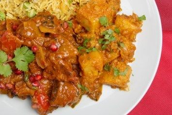 How to make a great lamb curry.