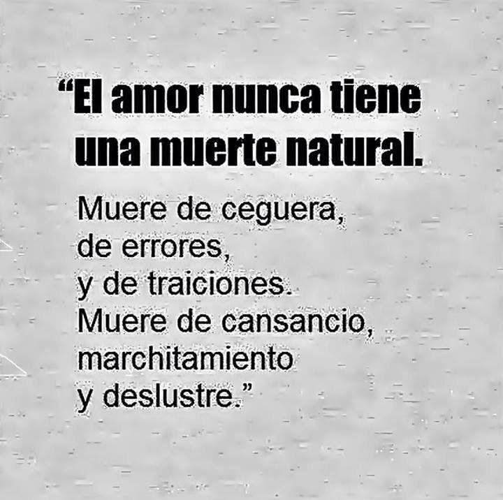 El Amor ...