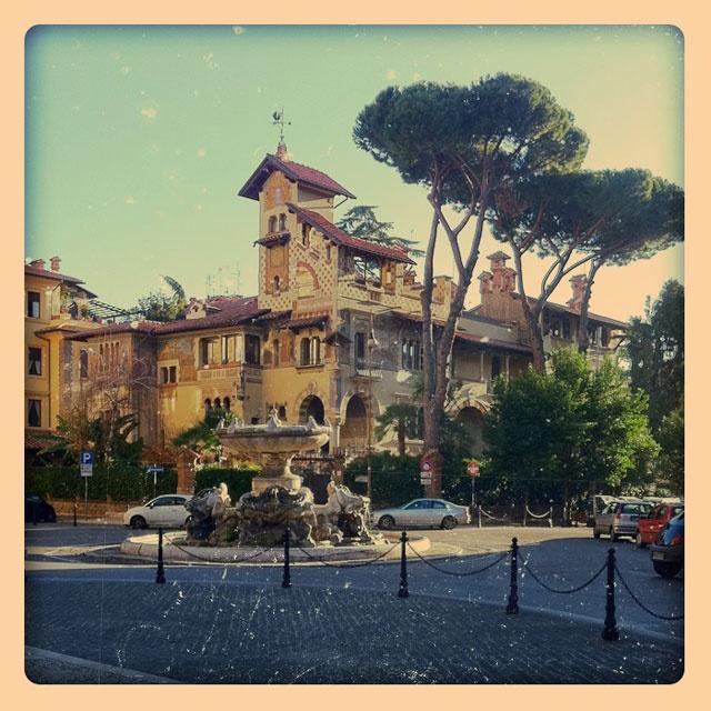 Quartiere Coppedè, Villino delle Fate