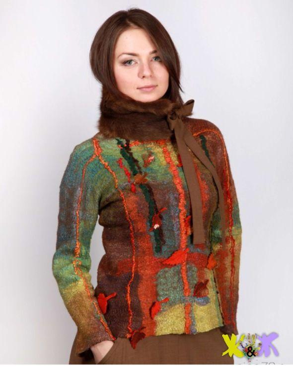 Gallery.ru / Фото #1 - Топы, блузоны, джемпера - J-J