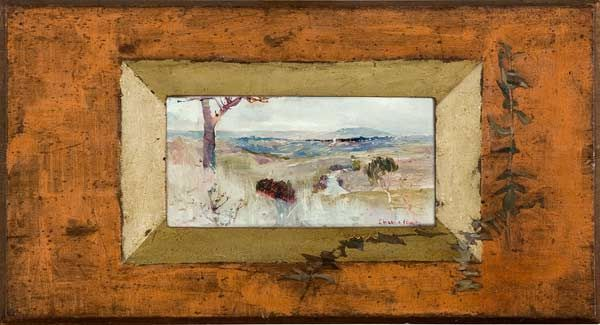 Charles Conder: View to the Dandenongs