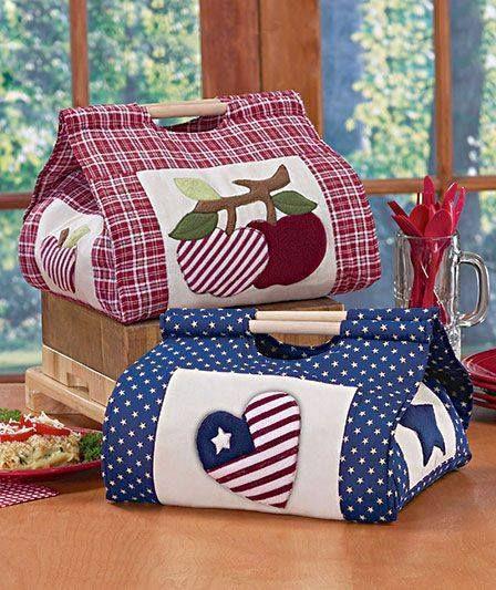 Tuto panier pour transporter un plat ou petit sac tout simplement.                                                                                                                                                                                 Plus