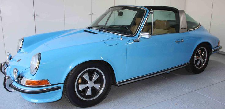 Pastelblue Classic Blue Gallery Pinterest Porsche