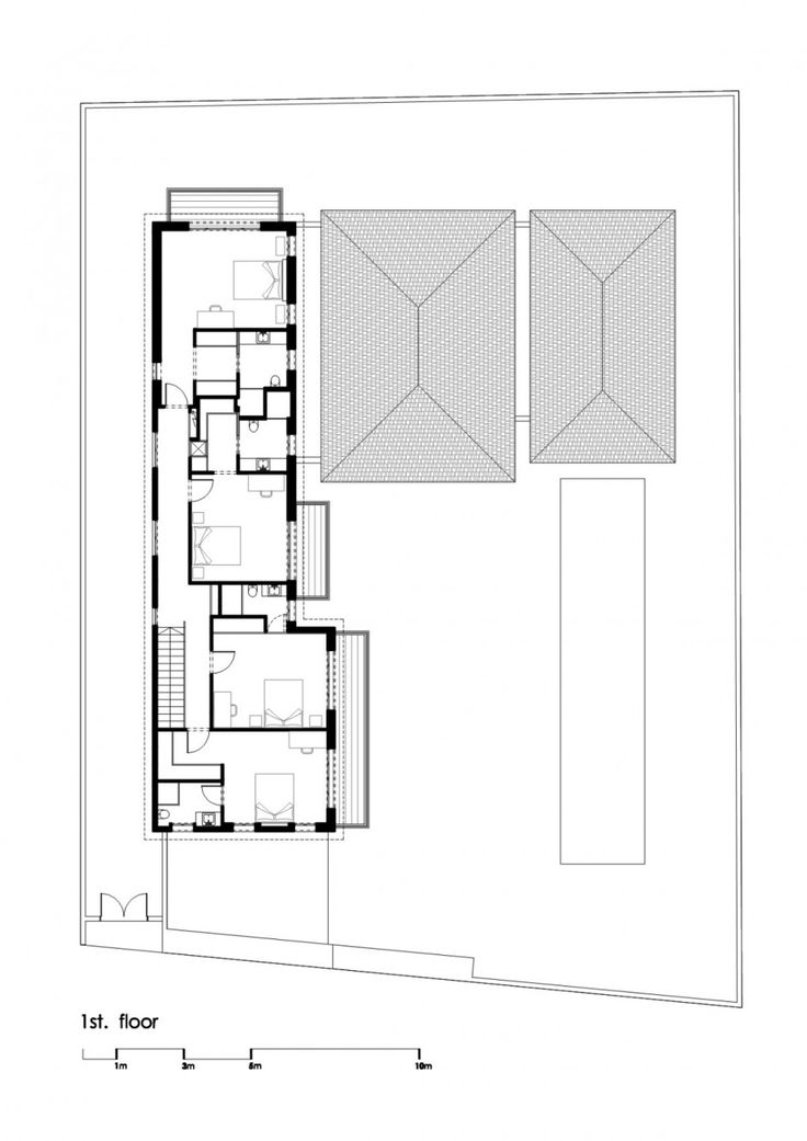 find this pin and more on floor plans - Modern Family House Plans