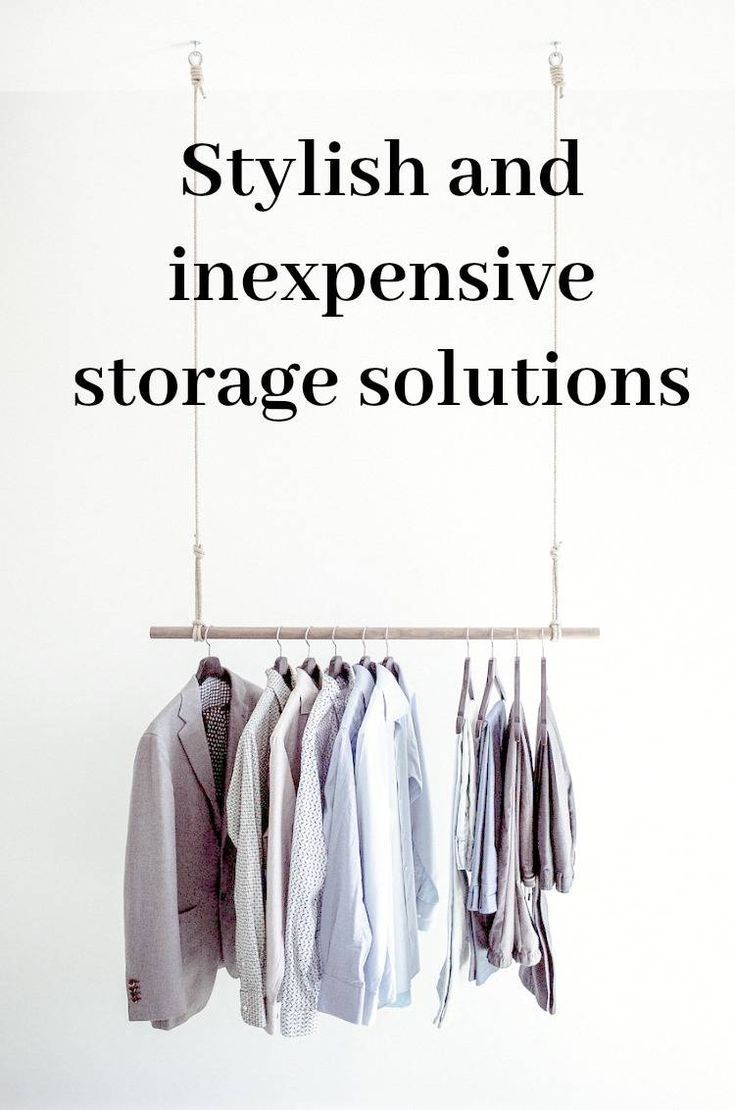Stylish and inexpensive storage solutions - a host of lovely ideas from the home and interiors blog A Beautiful Space. Declutter with style with these gorgeous storage solutions #storage #storagesolutions #declutter #decluttering