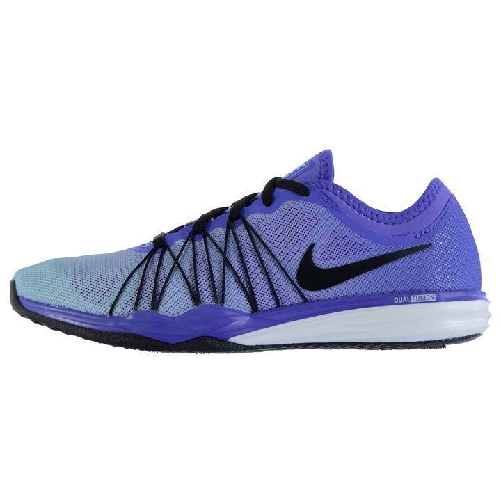 Nike | Nike Dual Fusion Hit Fade Ladies Training Shoes | Ladies Trainers
