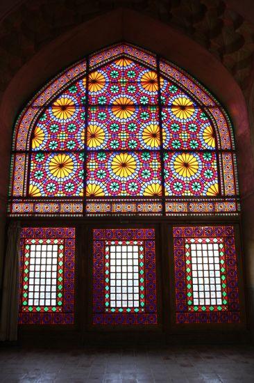 イラン7日目:金曜日のシーラーズと城塞の画像:・○◎○・trecksalama・○◎○・