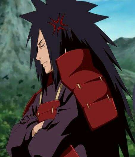 mad Madara Lol idk why but to me he kinda looks cute here lol the fact that he is mad
