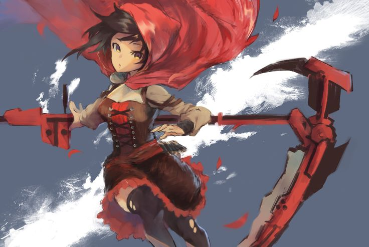 Ruby V4 Ver. - tsuiru - pixiv