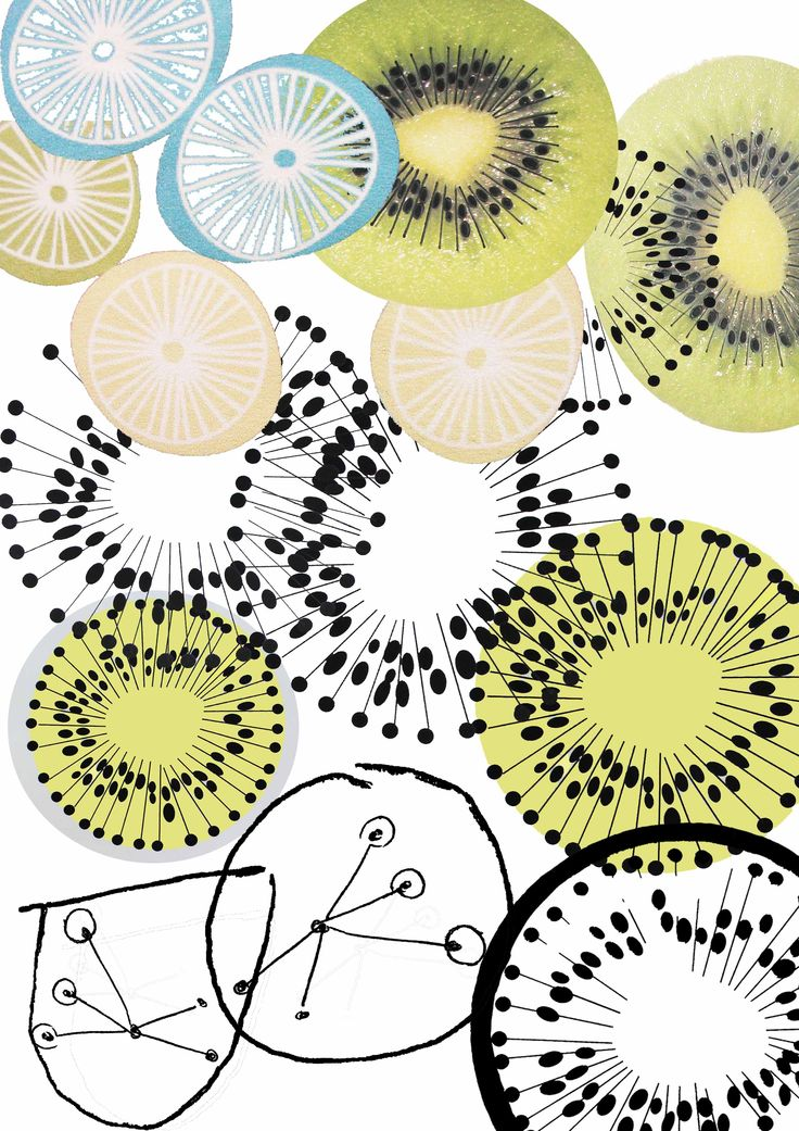 The Kiwi flower design process