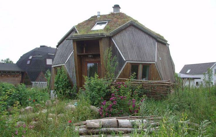 Saml selv dit eget bæredygtige kuppelhus