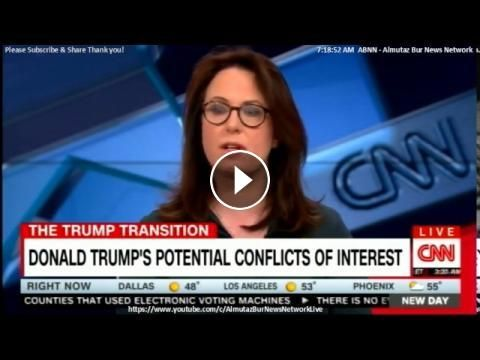Maggie Haberman, David Swerdlick on Trump's Potential Conflicts of Interest. @maggieNYT @Swerdlick: ▬ January 20, 2017; 56 days from now ▬…