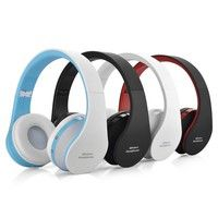 New Bluetooth NX-8252 Headphone Foldable High Surround Sound Wireless Stereo Headset For Phone Lapto
