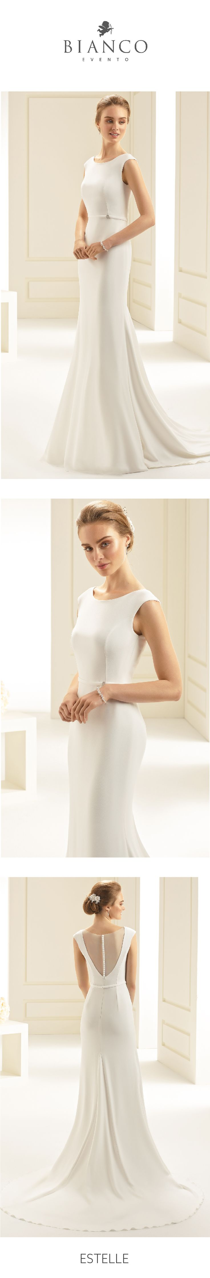 Enjoy our new styles from #NewCollection2018 on www.bianco-evento.com #biancoevento #biancoevento2018 #weddingdress #bridetobe
