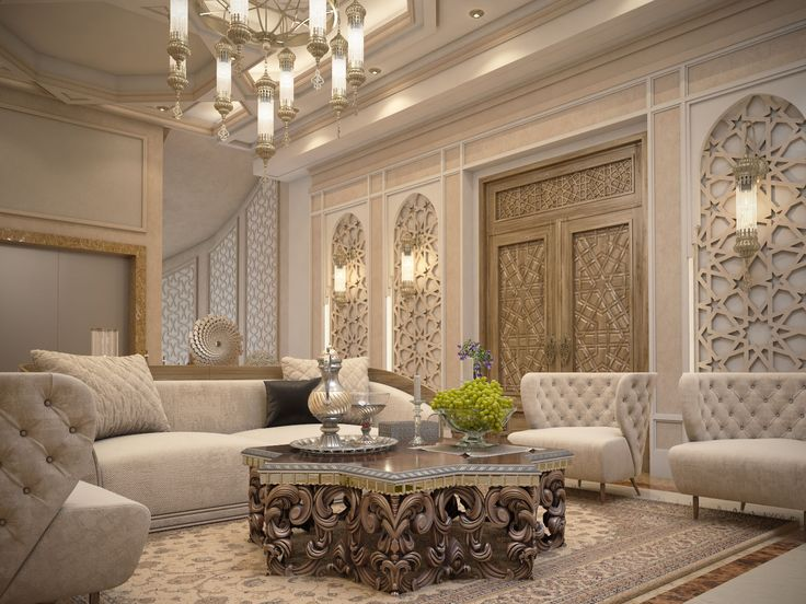 The Arabic home decorating is a great source of ...