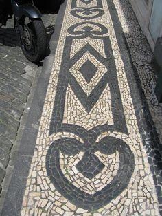 A calçada à portuguesa nos Açores - Recherche Google