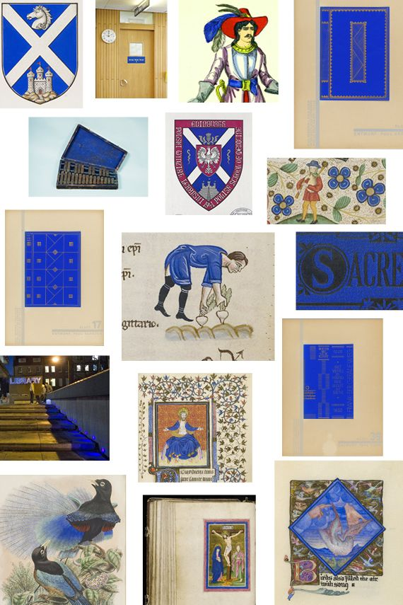 Hess presents us with 13 'collections' made with over 1,200 images from the University of Edinburgh's digitised archive.    These images are grouped by formal criteria that are at once inspiring, evocative and amusing