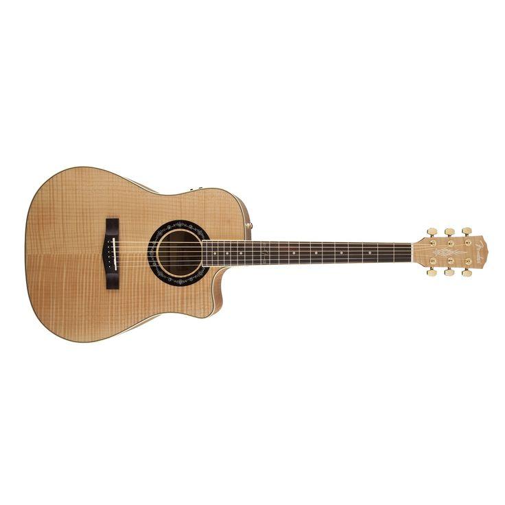Fender T-Bucket 400CE V2 Acoustic Electric Guitar in Natural