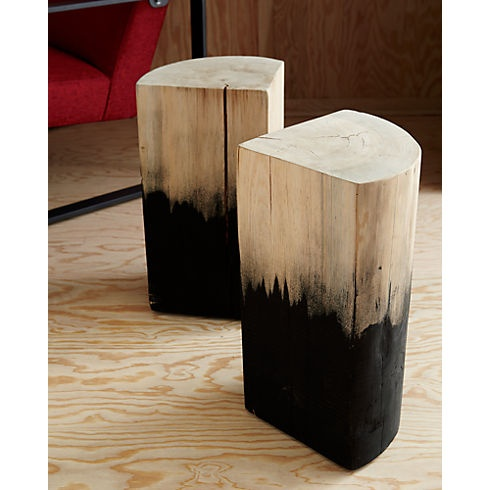 """salvaged table in accent tables 