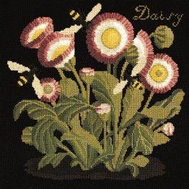 Daisy / Elizabeth Bradley Needlepoint
